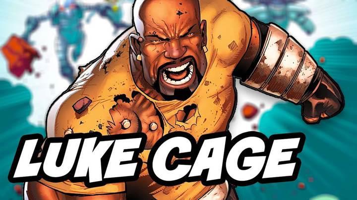 Marvel'in yeni dizisi Luke Cage sonbaharda başlayacak