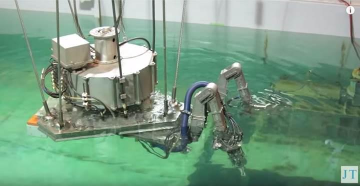 Fukuşima'daki nükleer sızıntıya robotlar bile dayanamadı