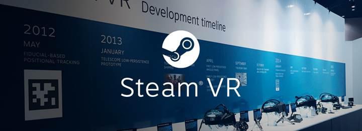 Steam dilediğiniz oyunu VR olarak oynayabilmenize olanak sağlayacak