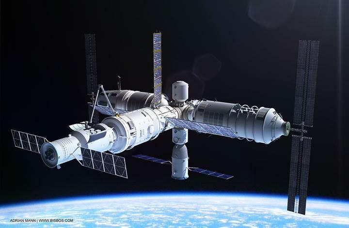 Çin'den Hubble'ı 300'e katlayan uzay teleskobu