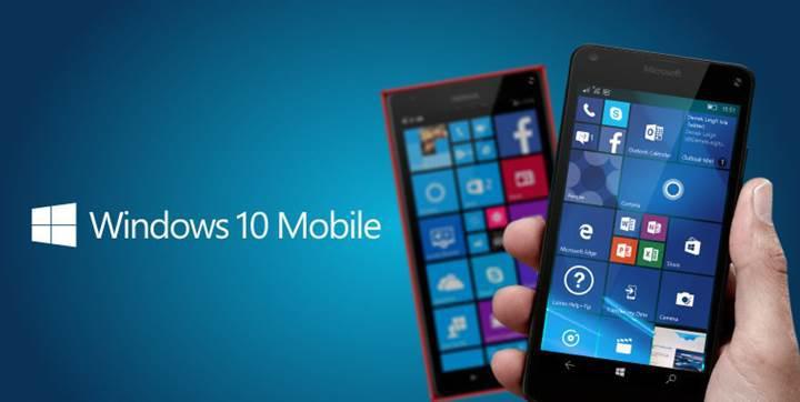 Microsoft bugün Windows 10 Mobile güncellemesini duyurabilir