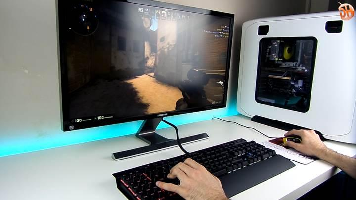 Corsair'dan üst segment oyuncu ekipmanları inceleme videosu