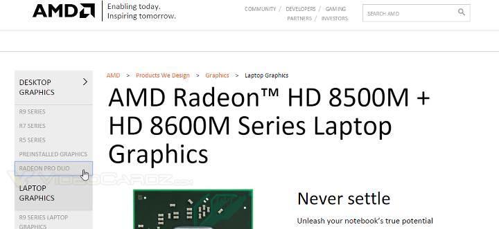 AMD Radeon Fury X2 için isim değişikliği iddiası