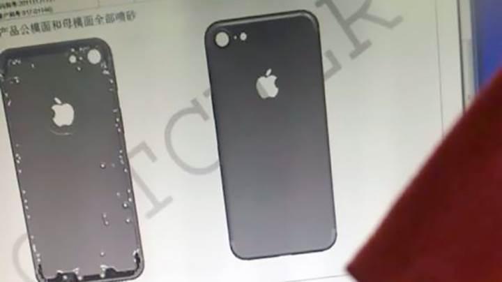 Yeni iPhone 7 sızıntısı büyük bir kamera ve kaybolan anten çizgilerini gösteriyor