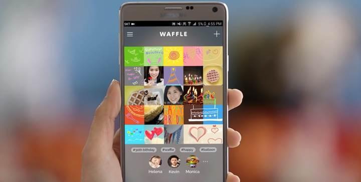 Samsung, Waffle isimli yeni bir sosyal ağ kuruyor