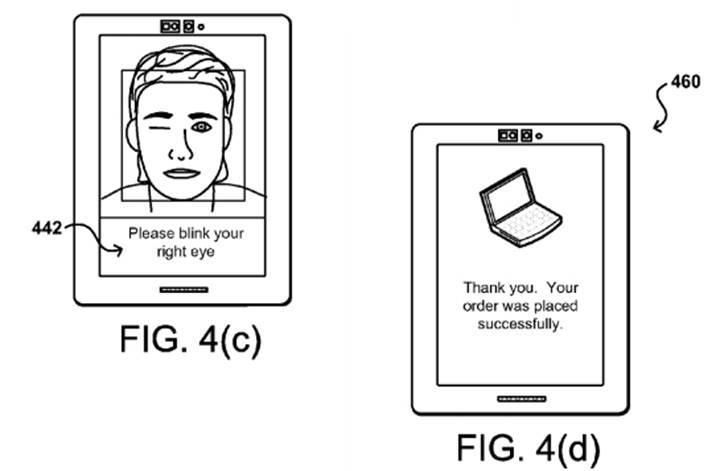 Amazon'dan yüz tanıma teknolojisi ile alışveriş patenti