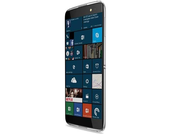 Windows 10'lu Alcatel Idol 4 Pro internete sızdırıldı