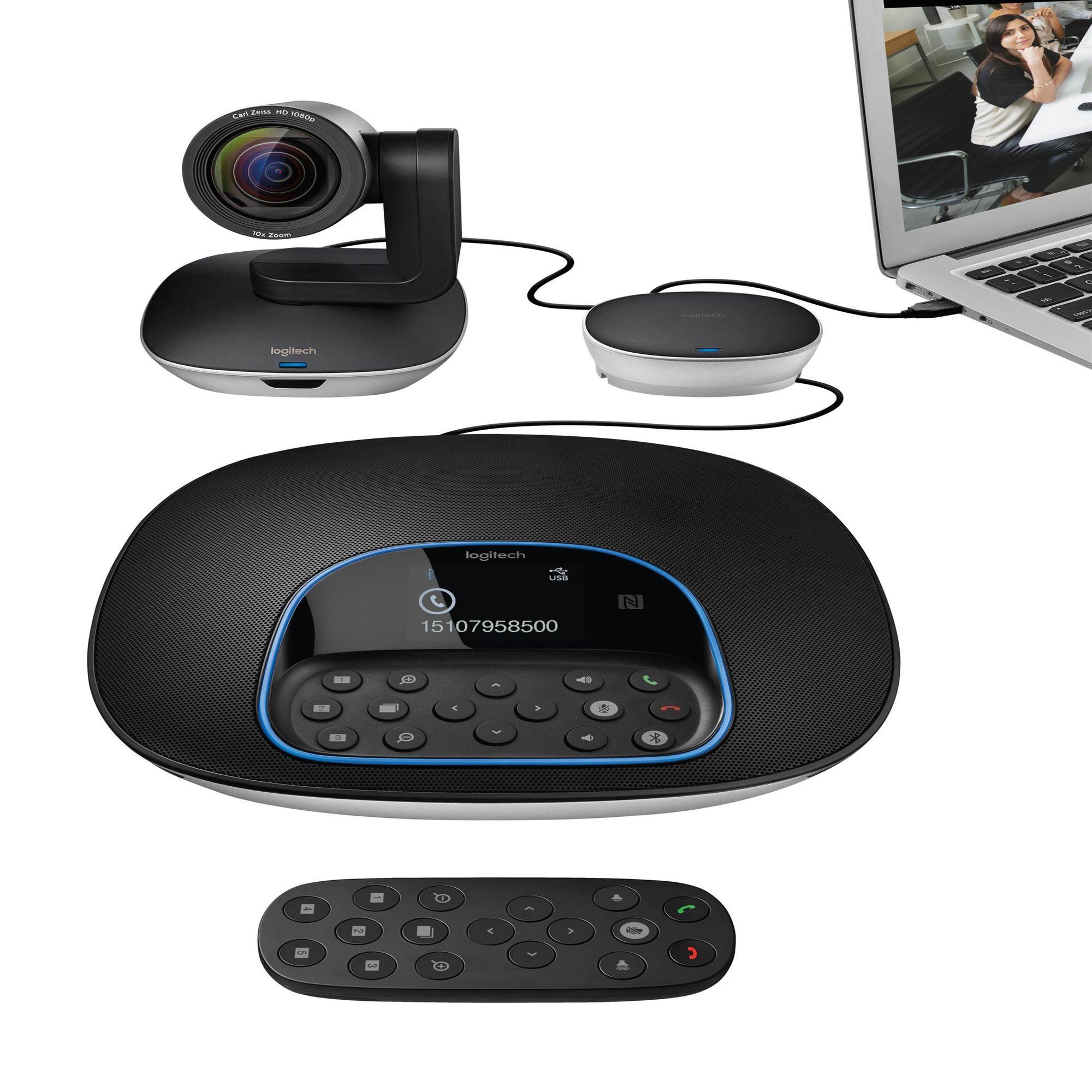 Logitech GROUP: Video konferans sistemlerine yenilikçi bakış
