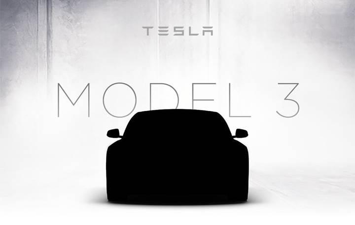 Tesla, 35 bin dolarlık Model 3'ü 31 Mart'ta ortaya çıkaracak