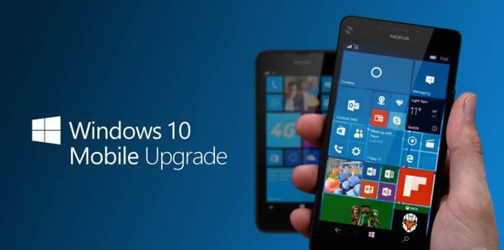 Microsoft sonunda Windows 10 Mobile güncellemesini yaymaya başladı