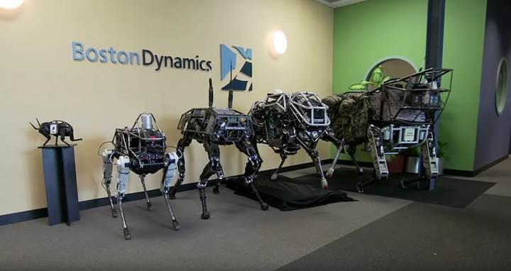Boston Dynamics yine satılıyor