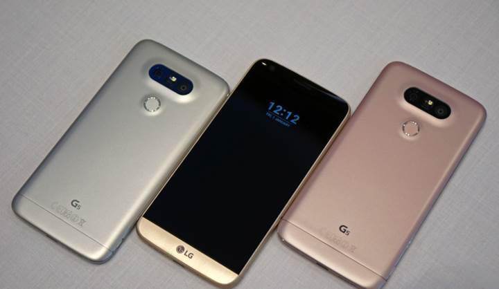 LG G5'in SD652'li versiyonu resmiyete kavuştu
