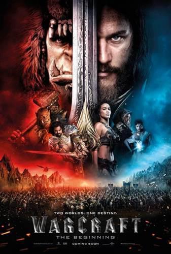Warcraft filminden yeni fragman ve poster