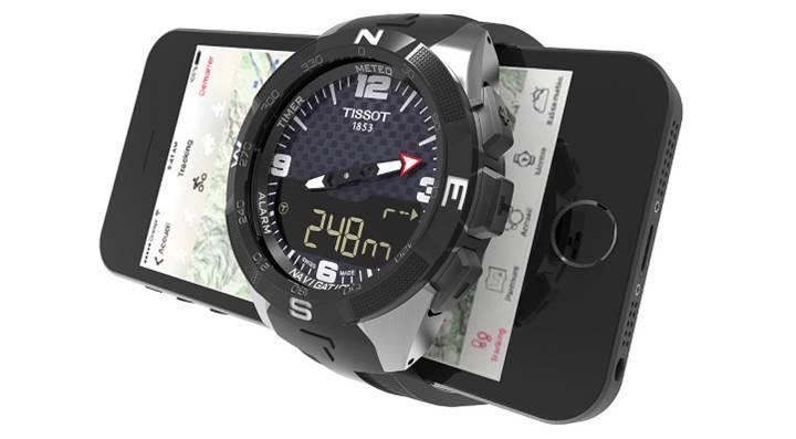 Tissot Smart-Touch akıllı saati karşınızda