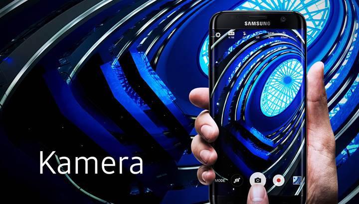 DxOMark: En iyi kameraya sahip telefon Samsung Galaxy S7 Edge