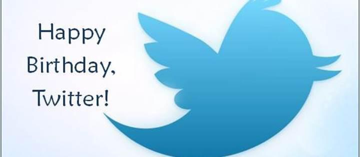 Twitter bugün 10 yaşına girdi