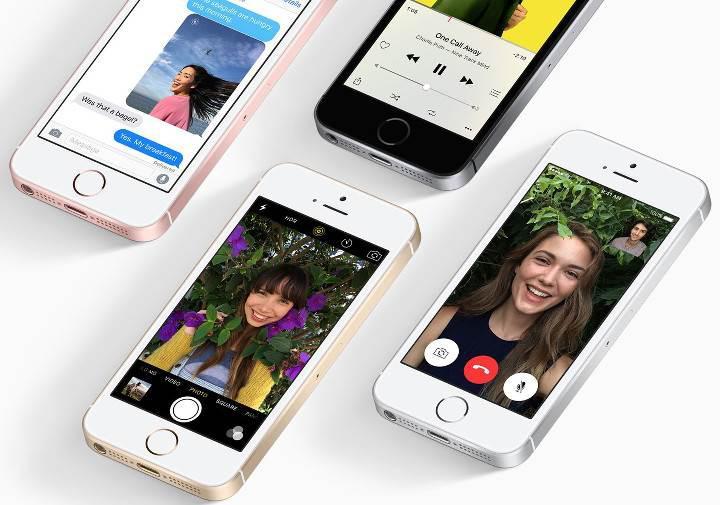 Kendisi küçük performansı büyük: iPhone SE