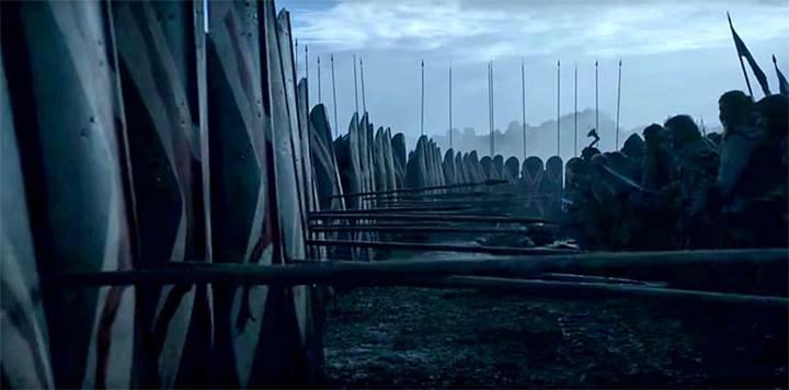 Game of Thrones'un en büyük savaş sahnesi 6.sezonda