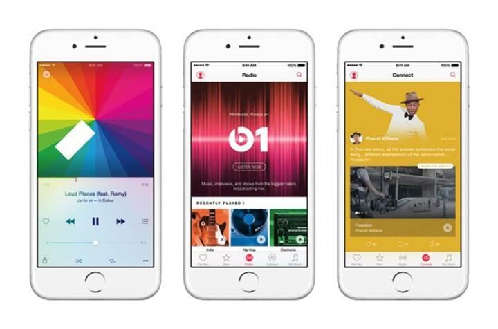 Müzik dinleme servislerinin gelirleri dijital satışları geçti