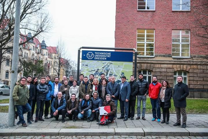 Vodafone, Dresden'de 5G ile Geleceği Yazıyor