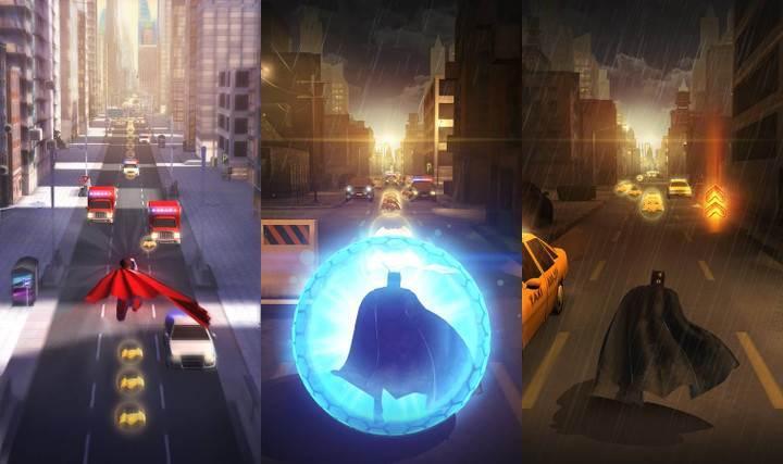 Batman ve Superman mobilde de karşılaşıyor