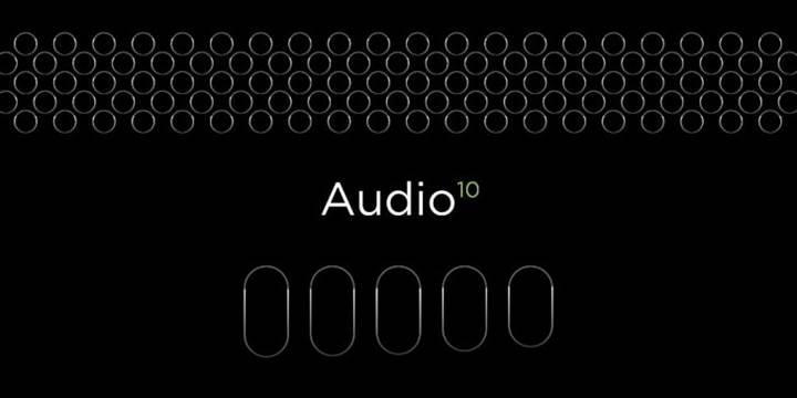 HTC 10'un yeni teaser görüntüsü ses yetenekleri üzerinde duruyor