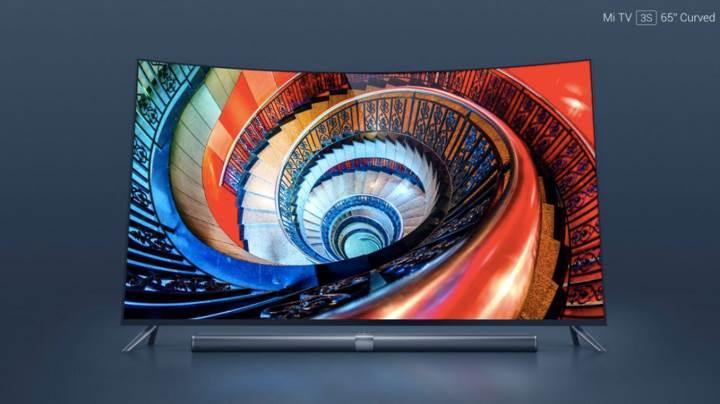 Xiaomi, 65 inçlik kavisli yeni televizyonunu duyurdu