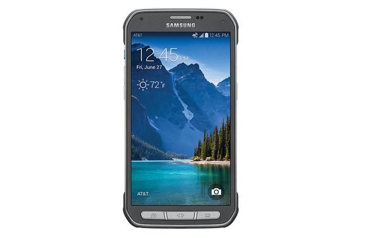 Samsung Galaxy S7 Active için ilk işaretler
