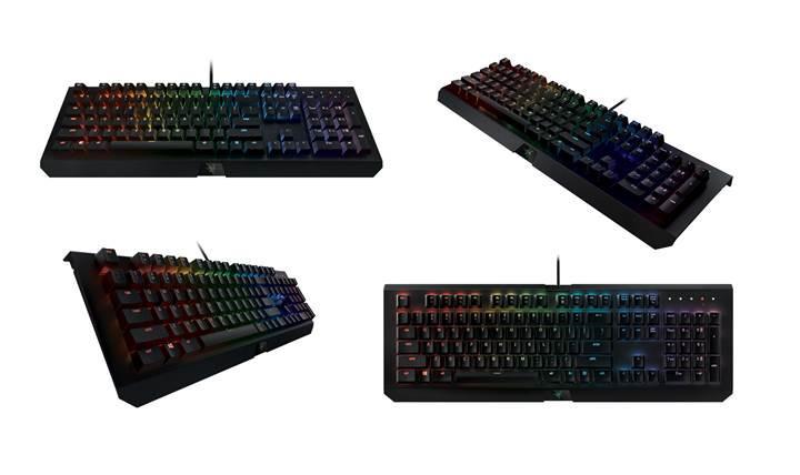 Razer, BlackWidow serisini uygun fiyatlı yeni klavyelerle büyütüyor