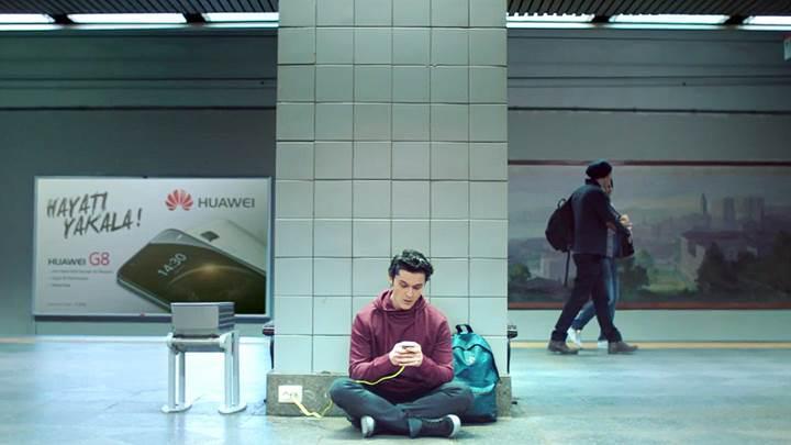 Huawei soruyor:
