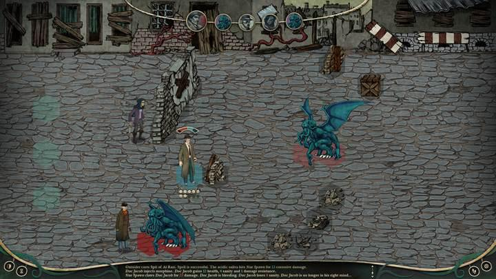 Korku unsurları ile bezeli Türk yapımı yeni bir RPG oyunu