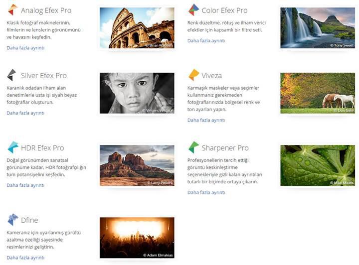 Google 150 dolarlık Nik Collection fotoğraf düzenleme araçlarını bedava yaptı