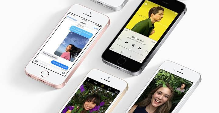 iPhone SE'nin pili kullanım sürelerinde iPhone 6S ve Galaxy S7'den üstün