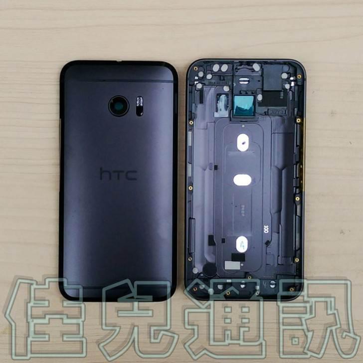 HTC 10'un metal kasası net görüntülerle sızdırıldı