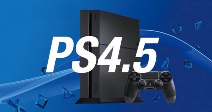Playstation 4.5 ultra HD blu-ray oynatıcıya sahip olabilir
