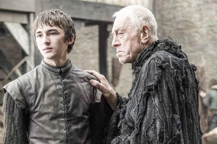 Game of Thrones'un 6.sezonundan yeni fragman ve görüntüler