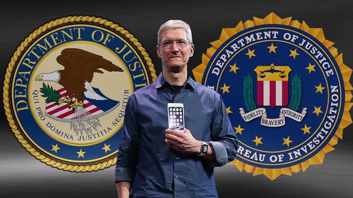 FBI, iPhone'un şifresini Apple'ın yardımı olmadan kırdı