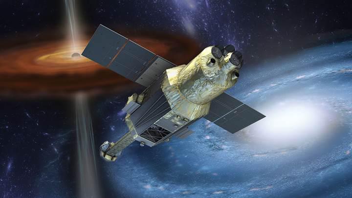 Japonya'nın kara delik avlayan uydusu uzayda kayboldu