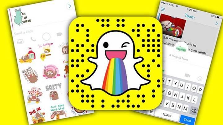 Snapchat gelişmiş özelliklerle donattığı Chat 2.0 güncellemesini yayınladı
