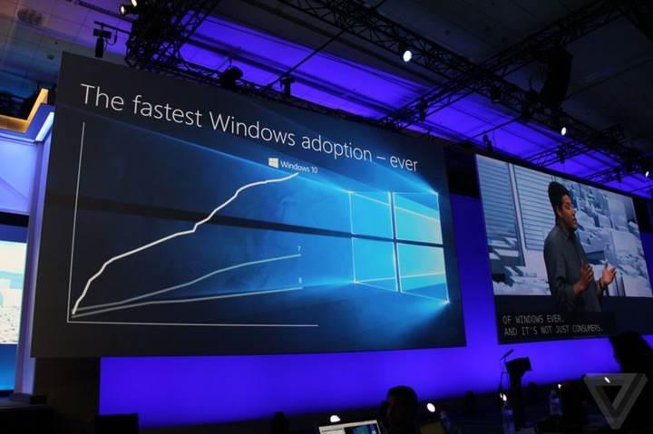 270 Milyon kullanıcıya ulaşan Windows 10'un büyük güncellemesi yaz aylarında yayınlanacak