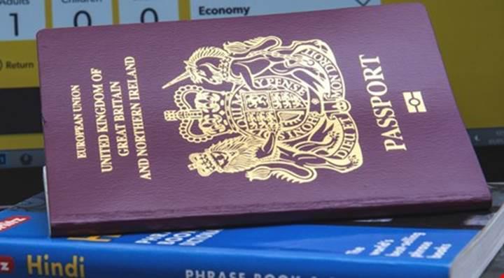 Pasaportlar akıllı telefonlarda dijital olarak taşınabilecek
