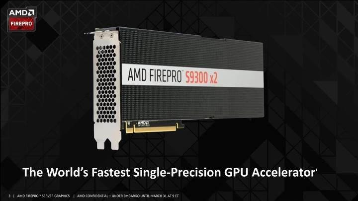 AMD'den çift Fiji çekirdekli yeni bir ekran kartı daha