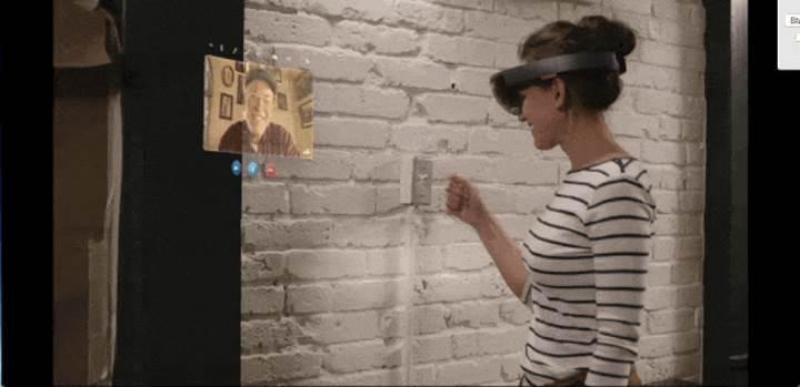 Skype'a HoloLens ve Cortana desteği ekleniyor