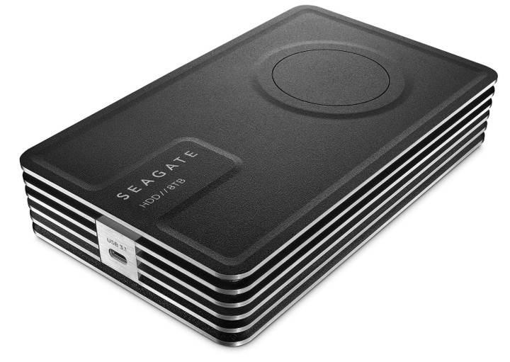 Seagate'den dünyanın ilk USB'den güç alan harici HDD depolama sürücüsü