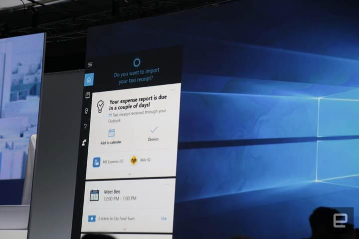 Cortana artık günlük önerilerde bulunabilecek