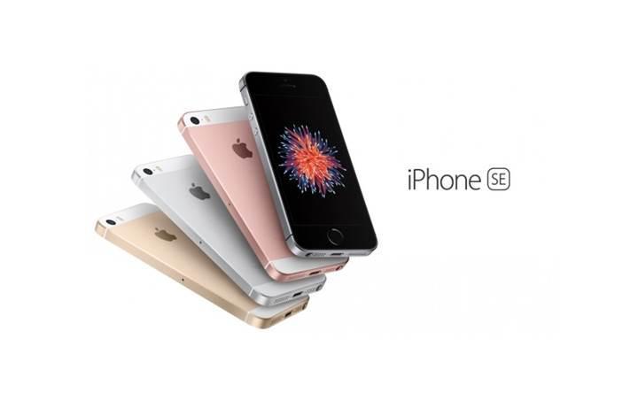 Apple iPhone SE, AnTuTu tablosunda iPhone 6S'i geride bırakıyor