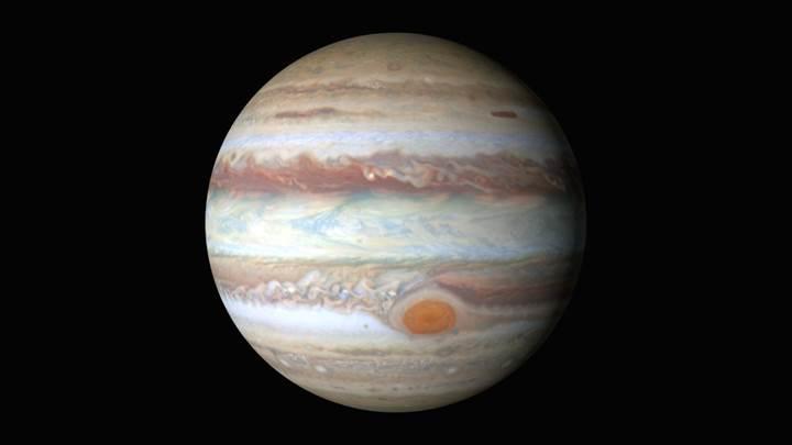Jüpiter'de yaşanan çarpışma, amatör gökbilimciler tarafından görüntülendi