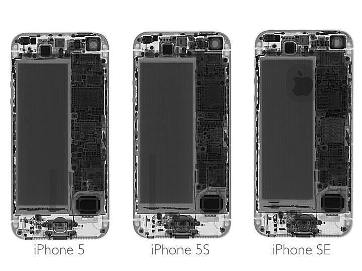 iFixit, iPhone SE'yi parçalarına ayırarak cihazın tamir edilebilirlik puanını belirledi