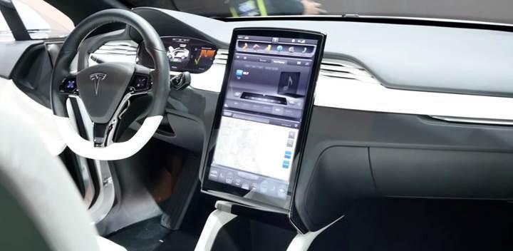Tesla Model 3'ün 15 inç ekranı LG Display tarafından tedarik edilecek