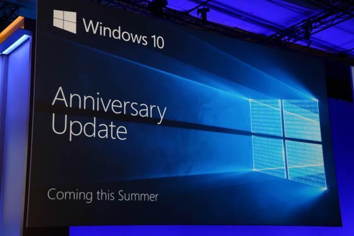 Windows 10 Yıldönümü Güncellemesi görev çubuğuna bildirim rozetleri getirecek